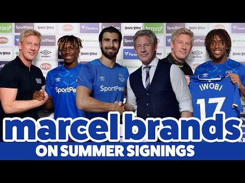 Video: MARCEL BRANDS ON EVERTON'S SUMMER SIGNINGS | DIRECTOR OF FOOTBALL TALKS IWOBI, GOMES, DELPH + MORE