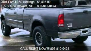 2004 Ford F150 Heritage CLASSIC for sale in Fort Mill, SC 29