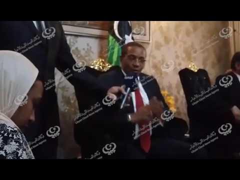 الممثل الأعلى للاتحاد الأفريقي يعقد مؤتمر صحفي