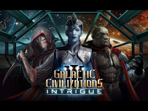 Let's Play Galactic Civilizations III: Intrigue! -- Onyx Hive - Ep 1