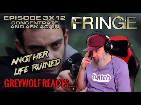 Fringe - Episode 3x12 'Concentrate and Ask Again' | REACTION & REVIEW