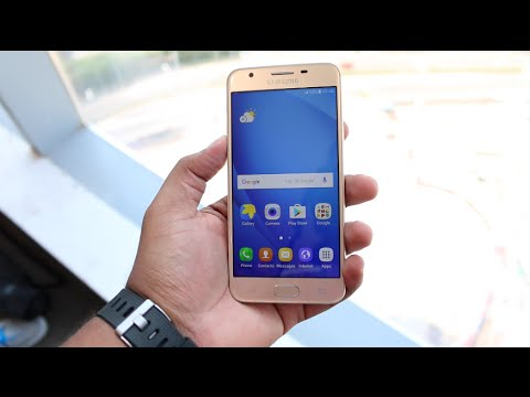 Samsung Galaxy J5 Prime Hands on, Camera, Features