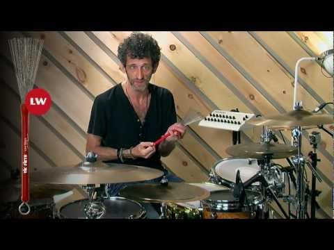 Jojo Mayer: Textural Technique (Part 3)