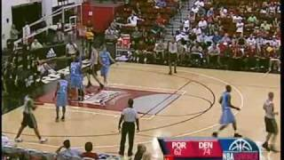 Pooh Jeter 2009 NBA Summer League Highlights