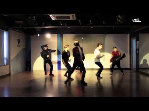 choreography - BEAST - '12시 30분(12:30)' (Choreography Practice Video)