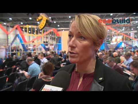 Ecobuild 2017: Julie Hirigoyen. UK-GBC