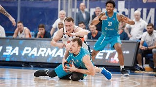 Match review VTB United league: «Parma» vs «Astana»