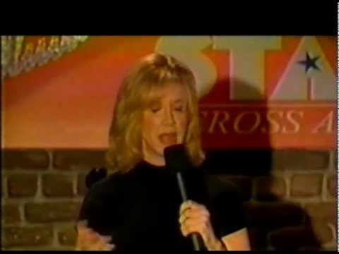 Joan Fagan early TV appearance
