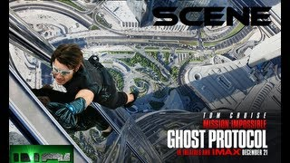 Mission Impossible Ghost Protocol- Climbing Scene