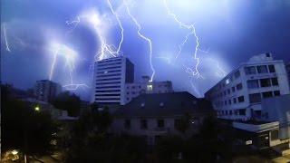 Chcecie zobaczyć prawdziwą burzę? To obczajcie ten armagedon w Chile!