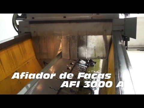Afiador de Facas e Lâminas AFI 3000