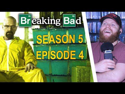 BREAKING BAD Season 5 Episode 4: Fifty-One REACTION