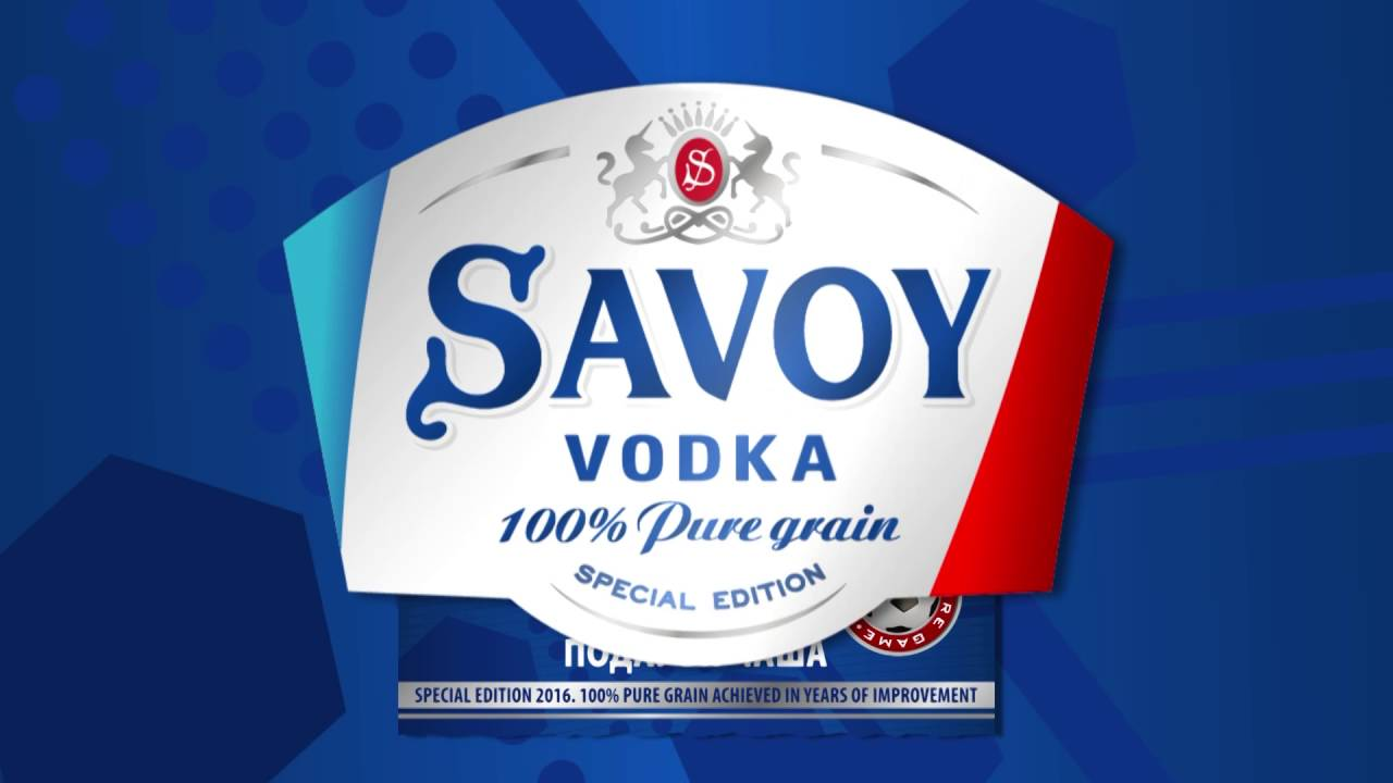 Vodka Savoy EURO 2016 TV SPOT