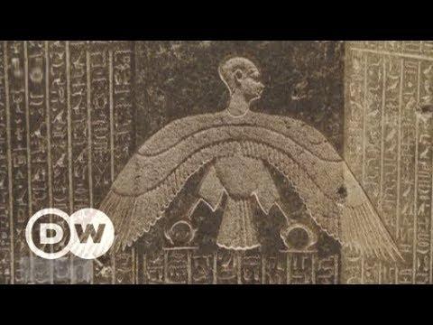 Hieroglyphen entschlüsseln mit künstlicher Intelligenz  ...