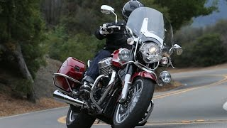 8. 2015 Moto Guzzi California 1400 Touring S.E. motorcycle