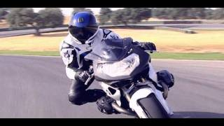 8. BMW HP2 Sport on track - Being ridden the way it should be ......