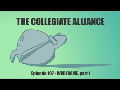 Collegiate - Enjoy Part 1 of The Collegiate Alliance's foray into Warframe! In this episode: - Three air vent specialists try their best to recover important PowerPoint f...