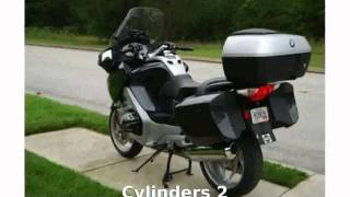 6. 2005 BMW R 1200 RT Details and Specification