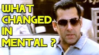 Salman changes location of 'Mental' shoot