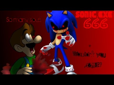 SONIC.EXE 666 VERSION - BACK TO THE ORIGINAL!