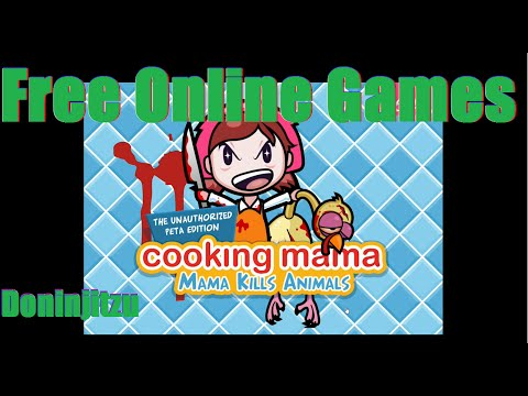 Cooking With Mama!!!!-Free Games Online