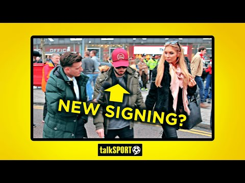 Video: Arsenal and Chelsea fans pranked as fake player arrives at Emirates to sign for the Gunners