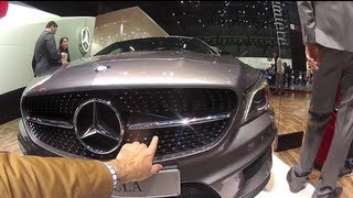 Mercedes CLA (Genève 2013)