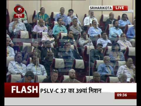 Full Event: ISRO's launch of PSLV-C37/CARTOSAT -2 Series along with 103 Co-Passenger Satellite
