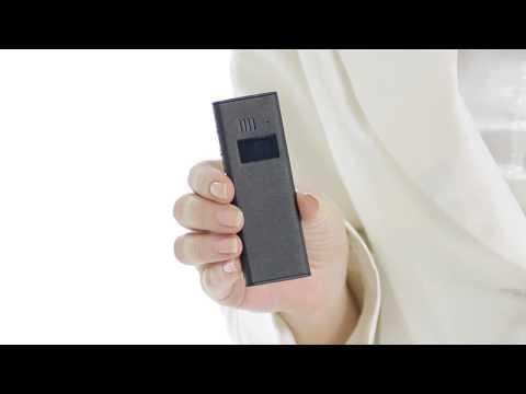Диктофон Edic-Mini Ray A36 (видео)