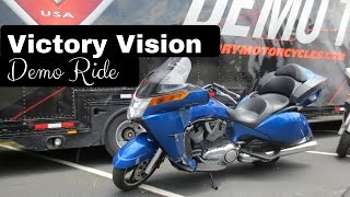 9. Victory Vision Demo ride | Can I get past the looks | Can I get past the looks Vlog#112