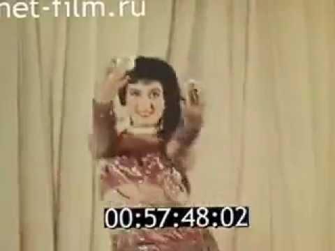 Naima Akef in the USSR (1957) نعيمة عاكف