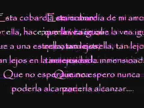 Esta Cobardia - Chiquetete - Letra