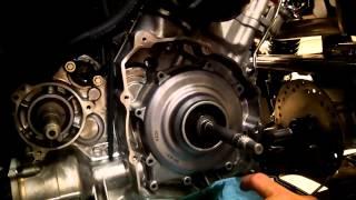 9. Clutch Kit Install - 2014 Yamaha Viking - EPI