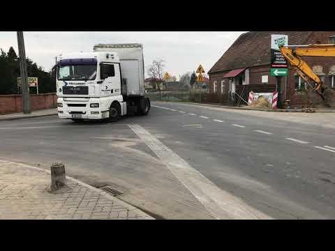 Wideo1: Nowa droga w Krzycku Wielkim