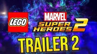 """LEGO Marvel Super Heroes 2 Trailer 2 Legendado React + Informações! Neste vídeo faço meu react do trailer 2 de LEGO Marvel Super Heroes 2, que mostra Kang, o Conquistador, e fazemos uma análise detalhada! Não se esquece de ir até o canal da Warner e se inscrever lá, o apresentador deles é feio mas é legal!! Corre lá e enche o vídeo de comentários - https://www.youtube.com/watch?v=Q2lzn9zjbMINo vídeo anterior mostramos a Gameplay com Gwenpool e outros personagens anunciados na San Diego Comic Con: Howard o Pato, Howard de Ferro (IronDuck - Pato de Ferro), Throg, Abutre de Homem-Aranha de Volta ao Lar, Doutor Octopus, Forbush Man (Homem Fuleiro), Greenskyn Smashtroll, Gwenpool. No vídeo de hoje, assistimos juntos o trailer 2 de LEGO Marvel Super Heroes 2, lançado na San Diego Comic Con, e conversamos sobre todos os detalhes!Os personagens estão cada vez mais bonitos e interessantes, e a TT Games tem mesclado personagens populares e conhecidos com personagens desconhecidos! Serão mais de 200 personagens jogáveis, Stan Lee estará no jogo, temos 96 mecânicas e habilidades diferentes, as missões bônus serão cheias de easter eggs e referências aos quadrinhos, e o jogo terá o maior mundo aberto que a TT Games já trabalhou! Mais LEGO MARVEL SUPER HEROES 2 ► http://bit.ly/LEGOMarvelSuperHeroes2HagazoMontando LEGO Guardiões da Galáxia - https://www.youtube.com/watch?v=MpDrPVZS9LoLEGO Marvel Super Heroes Playlist Completa com Todos os vídeos do primeiro game - https://www.youtube.com/watch?v=MpDrPVZS9LoTwitter ► http://bit.ly/1qr6HERInstagram ► http://bit.ly/1mr1YrrFacebook ► http://bit.ly/29sdpzISEGUNDO CANAL ► http://bit.ly/CriadoresdeConteudoContato: hsogameplays@gmail.com=====================Baixe o app do canal e veja tudo em um só lugar - https://goo.gl/cKuOxq NOVA ERA GAMES ► http://www.novaeragames.com.br (Utilize o Cupom desconto """"Hagazo"""" (sem as aspas) para 5% de desconto em toda a loja==================Music by Epidemic Sound (http://www.epidemicsound.com)-----------"""