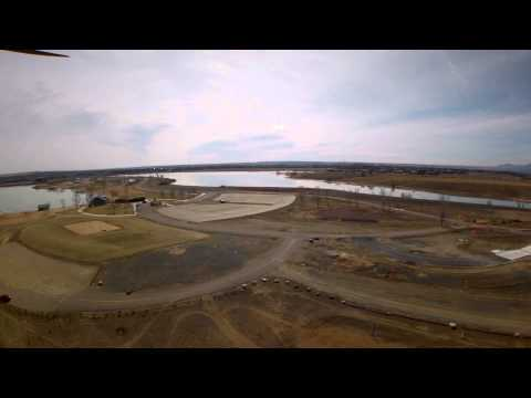 Aerial Shots - A montage of of quad-copter shots of the Boulder Reservoir in Boulder Colorado. The res will serve as the location for the 2013 SparkFun Autonomous Vehicle C...