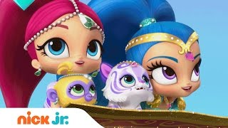 Shimmer and Shine Theme Song | Nick Jr. | Music