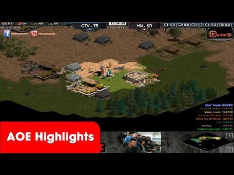 AOE Highlights - Kinh hoàng pha ôm bom của Hồng Anh chết 2 nhà đối phương