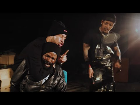 Priddy Ugly ft. Wichi1080, YoungstaCPT - HO$H (Official Movie)