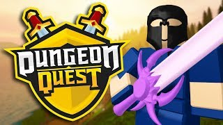 ROBLOX DUNGEON QUEST!