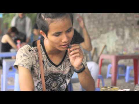 Thánh bàn chải bán tăm tại Thái Nguyên