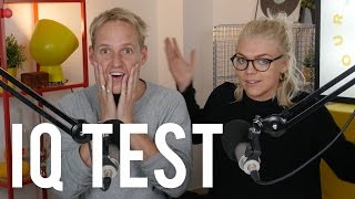 Stupidly I agreed to take the shortest IQ test in history - with the help of Jade. This might be the WORST and most HILARIOUS IQ attempt ever...Take part and post your answers below!!Find Essex Jade at: https://twitter.com/jadeybabezzzzCreator of Grounddogday: https://www.instagram.com/grounddogday/Subscribe Here if you want to smile more you crazy people: http://bit.ly/jamieshappyhourWebsite: http://www.candykittens.co.uk/Twitter: https://twitter.com/JamieLaing_UKFacebook: https://www.facebook.com/JamieLaingOfficialInstagram: https://instagram.com/jamielaing_