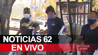 Funcionarios municipales donan paquetes de comida a veteranos – Noticias 62 - Thumbnail