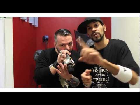 Vídeo-entrevista con Duo Kie, portada de Hip Hop Life #44