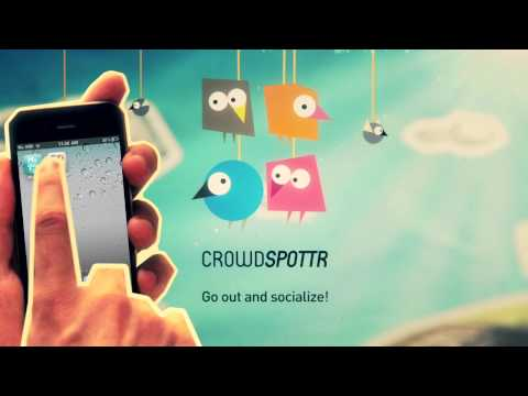 Video of Crowdspottr