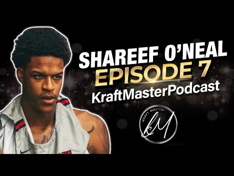 Shareef O'Neal |Ep 7| Reef talks Shaq, heart surgery, and relationship with Josh Christopher