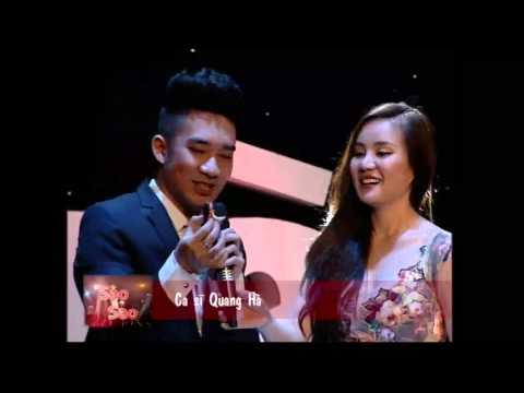 Nặn tượng Vy Oanh – Quang Hà CT SAO và SAO của ANTV