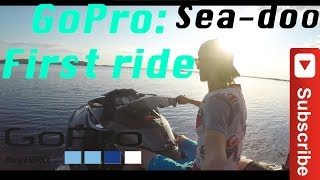 10. GoPro: First ride! (2015 Sea-Doo GTX 215 limited)