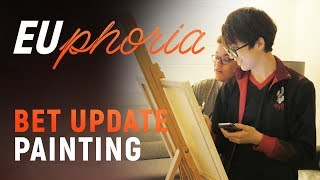 EUphoria Bet Update | Painting w/ Hans Sama & Jesiz by League of Legends Esports