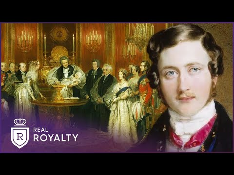 Why Prince Albert's Christening Didn't Go To Plan | Royal Upstairs Downstairs | Real Royalty